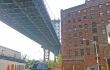 Brownstone Brooklyn Heights and DUMBO Walking Tour
