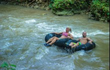 White River Tubing Plus Irie Blue Hole