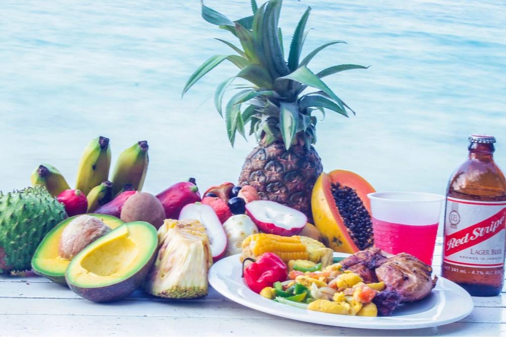 Taste of Jamaica: Beach Cookout & Fruit Tasting