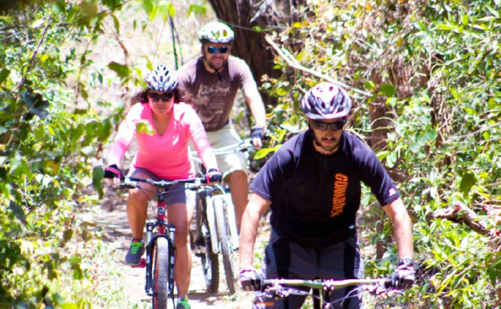 Iron-Horse Mountain Bike Tour At Hacienda Guachipelin (Half day)