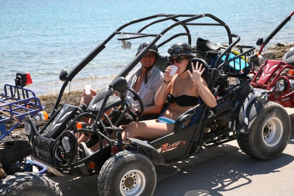 Korcula Island Buggy Safari & Snorkel Combo