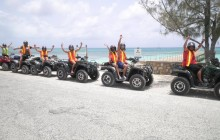 ATV 300cc - Cruise Ship Guests Only