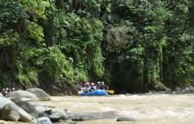 Naranjo whitewater rafting