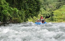 Savegre white water rafting (from Jacó)