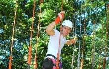 Canopy tour – Zip Line (from Jacó)