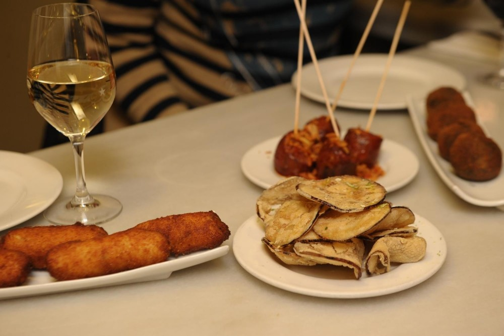 Private Barcelona Food Lovers Walking Tour