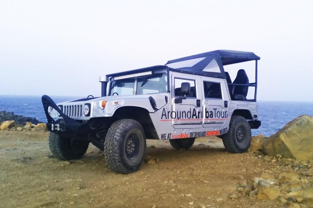 Safari Jeep Wrangler Tour