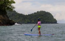 Paddle Board and Waterfall Full Day Adventure