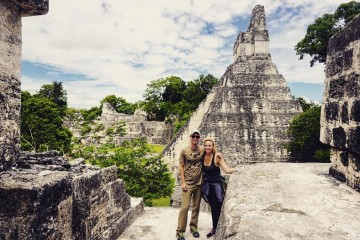 A picture of Tikal to San Pedro: Custom Tour