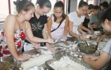 Chinese Cooking Class and Local Market Visit