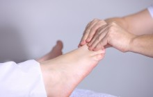 Put Up Your Feet:A Foot massage Including Transfer Beijing
