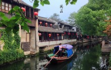 Private Day Tour: Suzhou & Zhouzhuang Water Village From Shanghai