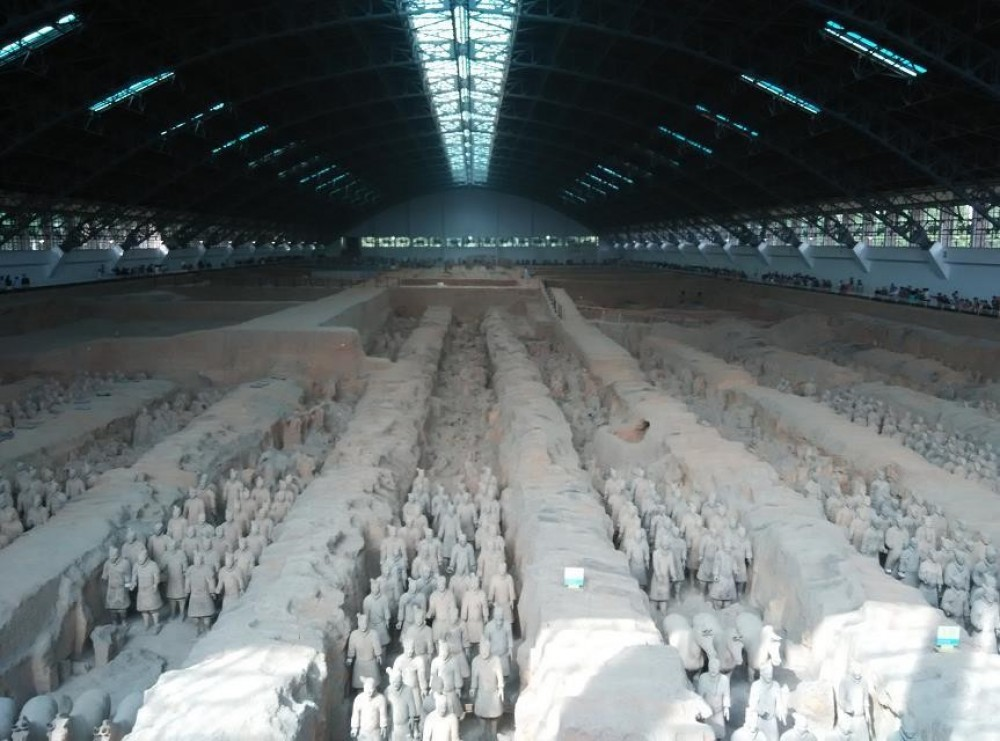 Xian Terracotta Warriors and Horses Day Tour by Bus