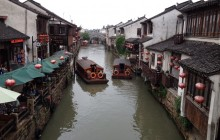 See Old Shanghai Through Suzhous Picturesque Glory By bus