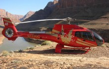 Grand Canyon Airplane Helicopter & Boat Combo
