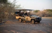 Kalahari, Khwai & Moremi, Mobile & Lodge