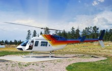 Grand Canyon South Rim Luxury Tour with Helicopter Ride