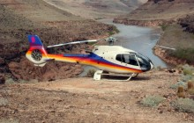 Grand Canyon West Rim Luxury Helicopter, Pontoon, Skywalk Tickets