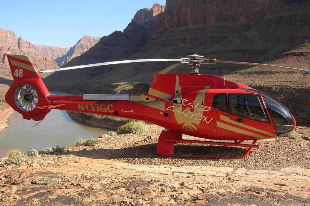 Grand Canyon West Rim Luxury w/ Helicopter and Pontoon Ride