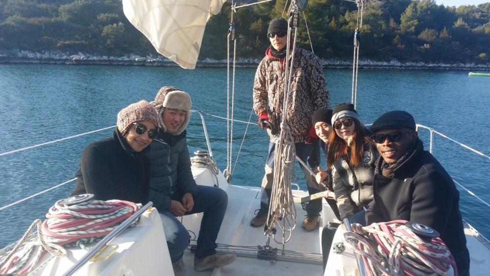 Gourmet Day Sailing