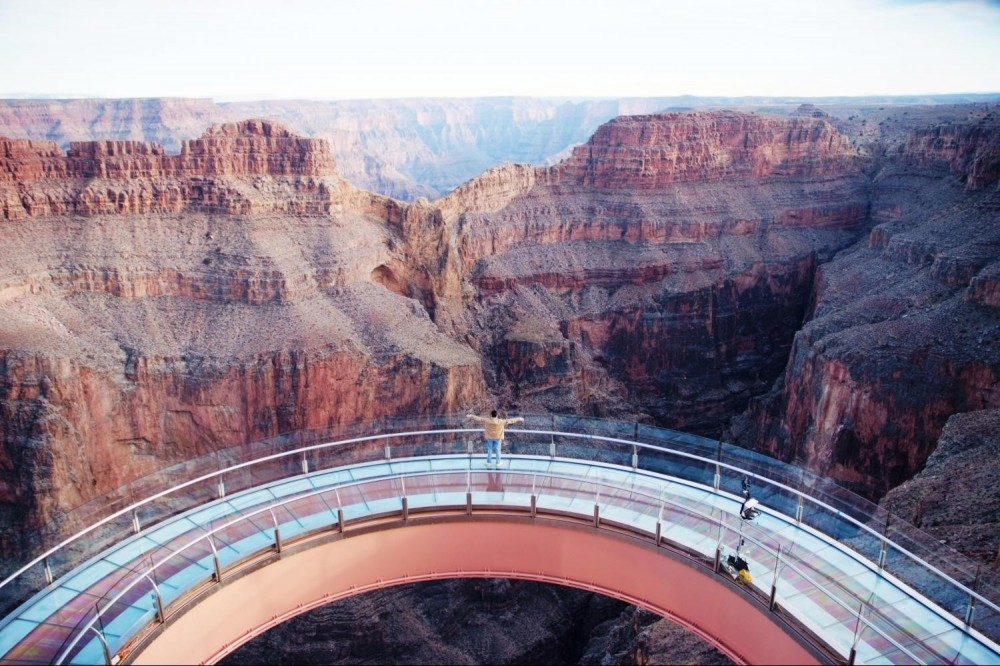 Grand Canyon West Rim Bus Tour With Skywalk Tickets Las Vegas Project Expedition