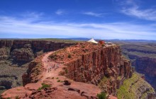 Grand Canyon West Rim Bus Tour with Skywalk Tickets