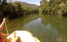 Rafting/Zipline Package From Split, Croatia