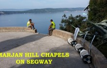 Marjan Hill Chapels On Segway Split, Croatia