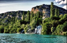 Private Krka Waterfalls Excursion From Split, Croatia