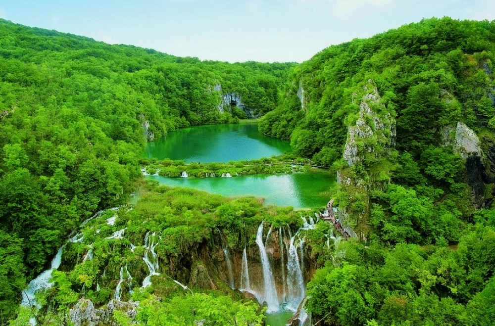 Plitvice Lakes Private Excursion From Split, Croatia