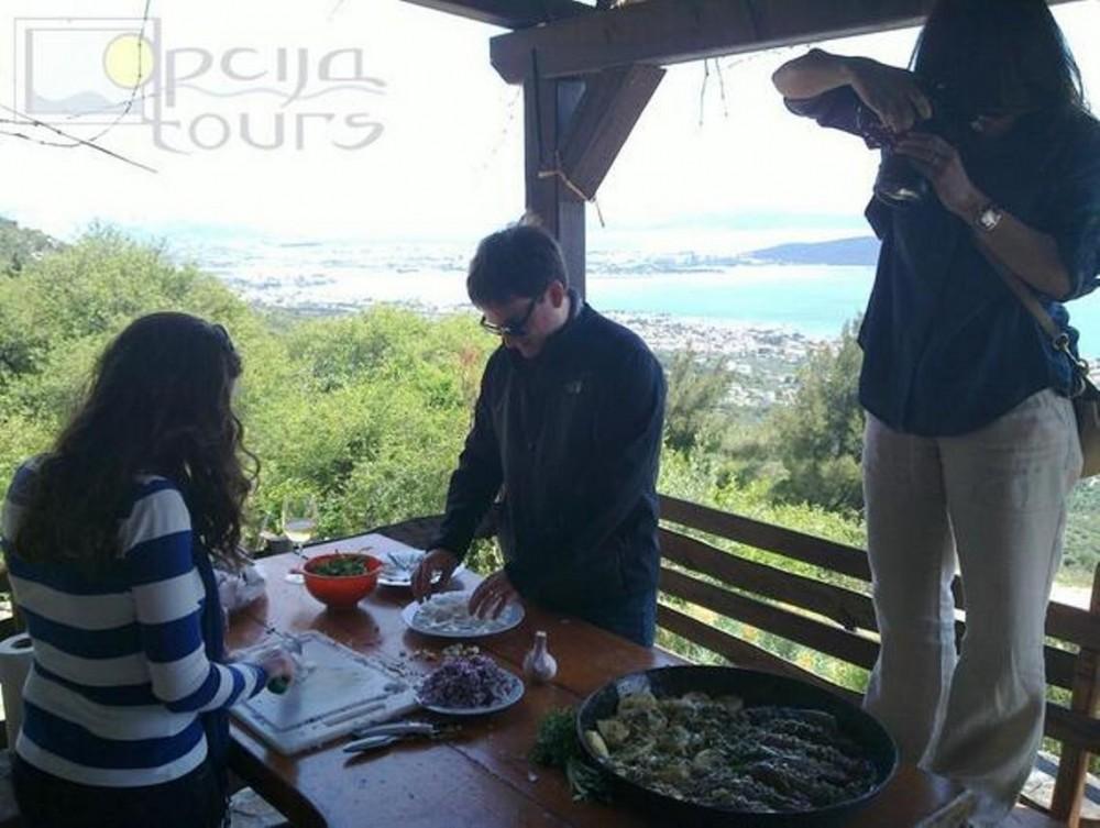 Pasticada Cooking Class Split Croatia