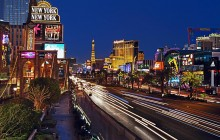 Las Vegas Night Strip Tour w/ Champagne Toast
