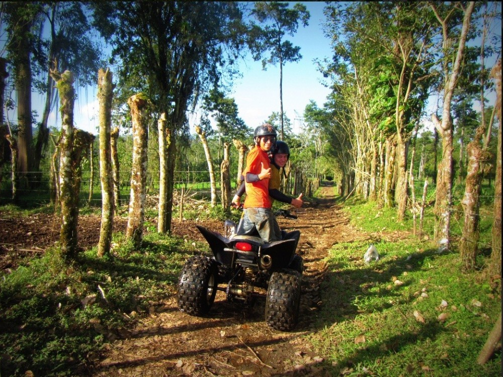 The La Guaria Finca Bosque (Jungle Farm) Tour