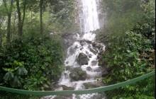 The La Guaria Bosque Finca/Rio/Cataratas Tour