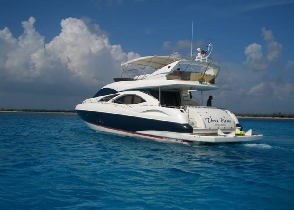 Sunseeker 74' Yacht Rental