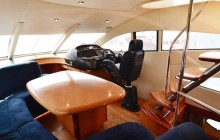 Sunsekeer 61' Yacht Rental