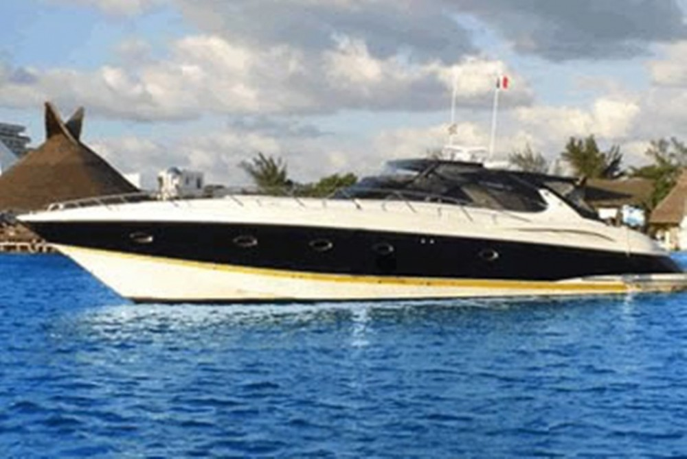 Sunsekeer 58' Yacht Rental