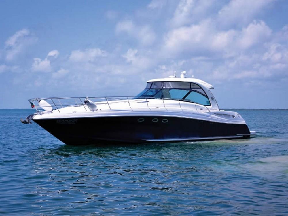 Sea Ray 53' Yacht Rental