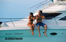 Polo Player 45' Yacht Rental