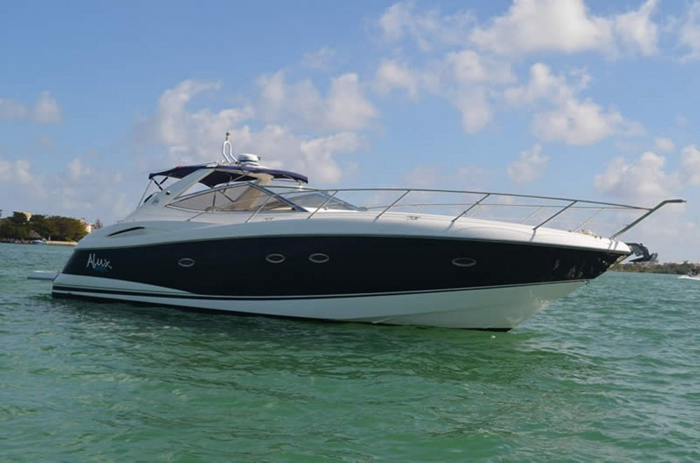 Soonsickker Portofino 46' Yacht Rental