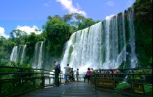 Iguazu Falls - Power Of Nature