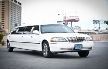 Super Stretch Limousine to Las Vegas Hotels from Airport