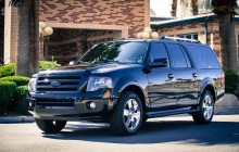 Luxurious SUV Limousine Transfer to Las Vegas Hotel from Airport