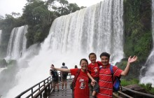 Buenos Aires & Iguazu Falls Rio 9 Days