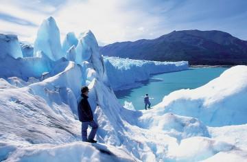 A picture of El Calafate & The Glaciers