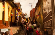 La Candelaria Walking Tour