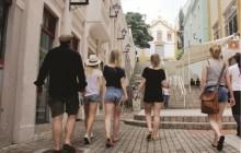 Floripa Walking Tour