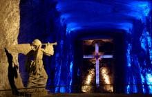 Salt Cathedral + Golden Guatavita