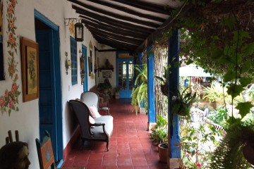 A picture of Villa de Leyva 2 Nights