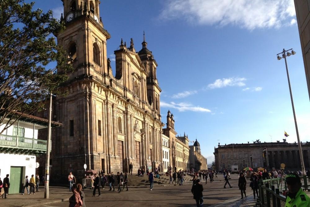 Legacy Churches Tour - Religious Bogotá